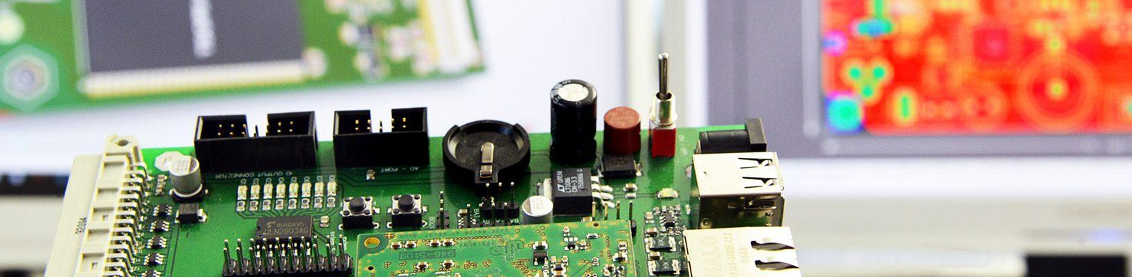 Hardware-Entwicklung - Firmware-Entwicklung - Software-Entwicklung